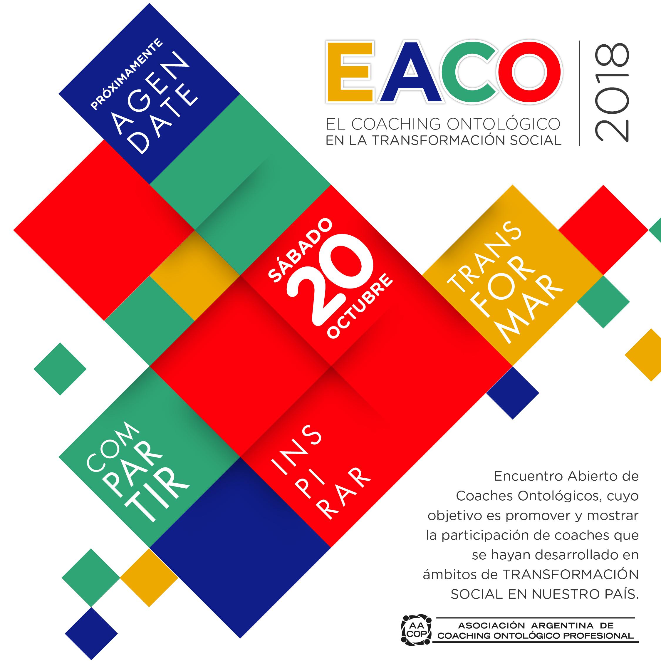 EACO 2018   imagen