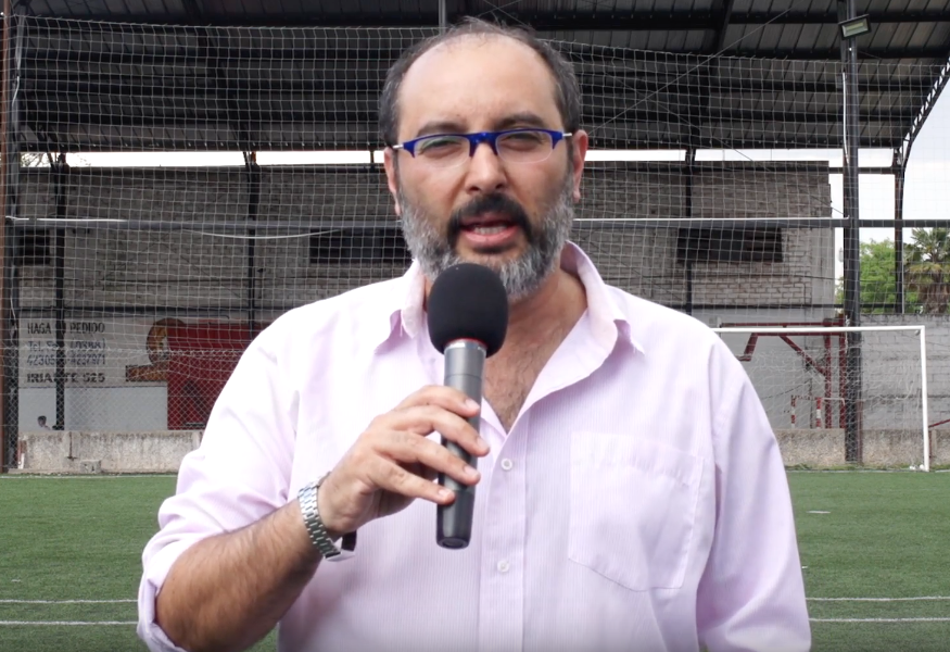 Entrevista a Federico Venencia | imagen