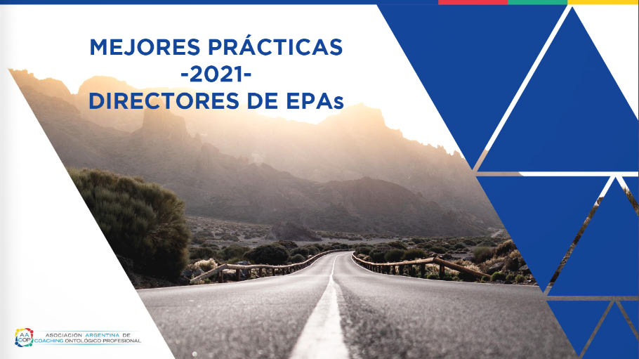 Mejores prácticas 2021 - Directores de EPAs | imagen